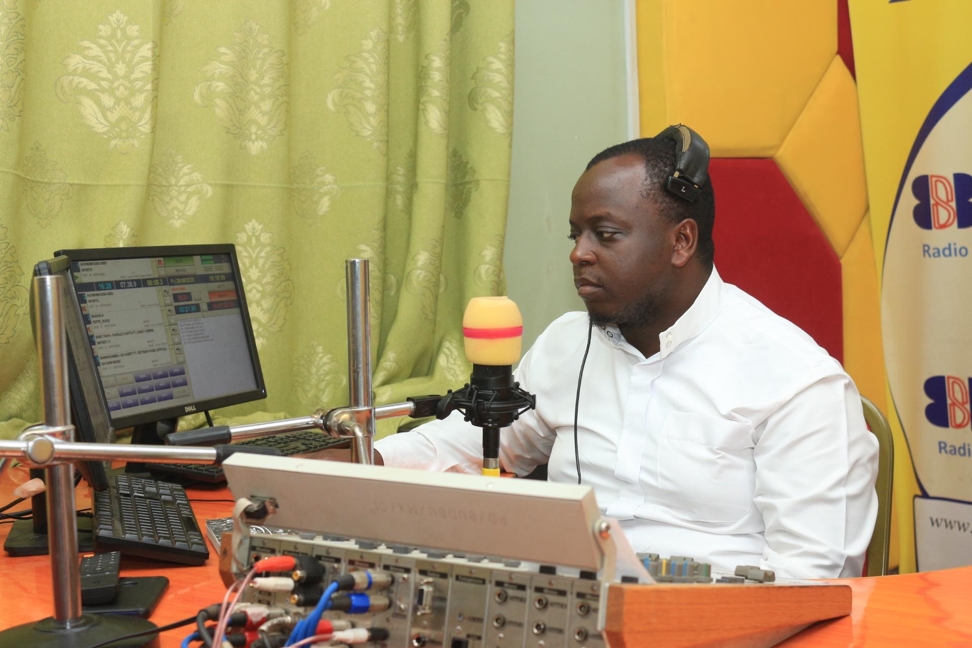 Tamukedde Umar  Programme Agomunkuubo