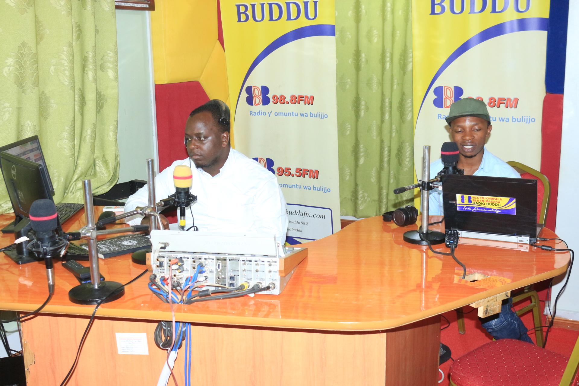 Tamukedde Umar & Ronald Jjuuko  Programme Tuula Tukenkuke