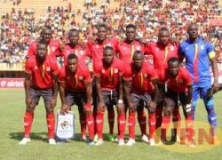 Uganda Cranes embark on CHAN 2020 preparations
