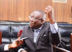 Kato Lubwama sues govt for allowing Omah Lay,...