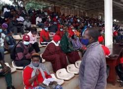 Over 300 youth claiming to belong to NUP ask...