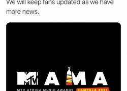 REVEALED! Why MTV suspended MAMA awards in Kampala