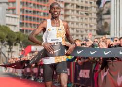 Joshua Cheptegei Nominated for 2020 Laureus World...