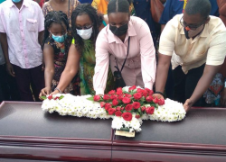 Bob Kasango Finally Laid to Rest