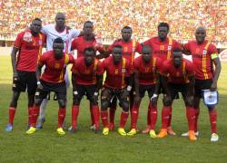 Uganda Cranes to Miss Key Players in Last Afcon...