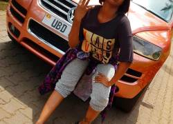 Sheebah Karungi finds comfort in her new Wheels