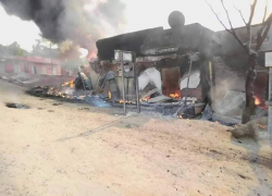 More than 20 people Feared Dead as Fire Guts Fuel...