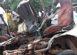 Nine Confirmed Dead in Iganga-Mbale Highway...