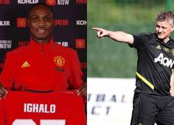 Odion Ighalo Barred From Manchester United...