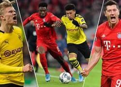 Bundesliga: Dortmund hosts Bayern in potential...