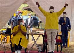 Pulezidenti Museveni akakasiddwa okuvuganya ku...